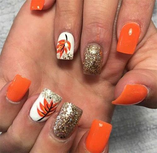 20-Fall-Autumn-Nail-Art-Designs-Ideas-2019-9