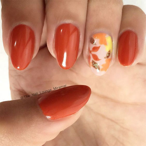 Autumn-Gel Nail-Art-Designs-2019-Fall-Nails-9