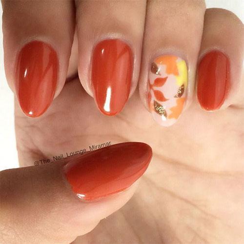 Autumn-Gel Nail-Art-Designs-2019-Fall-Nails-9