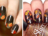 Autumn-Gel Nail-Art-Designs-2019-Fall-Nails-F
