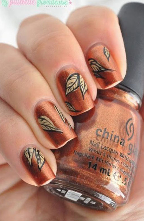 Autumn-Leaf-Nail-Art-Designs-Ideas-2019-Fall-Nails-10