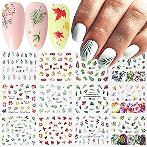 Autumn-Nail-Art-Stickers-Decals-2019-10