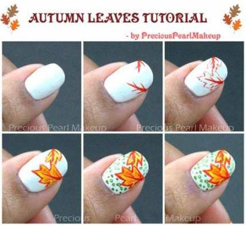 Autumn-Nail-Art-Tutorials-For-Beginners-2019-11
