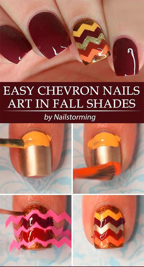 Autumn-Nail-Art-Tutorials-For-Beginners-2019-13