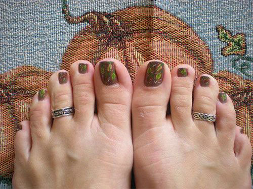 Autumn-Toe-Nail-Art-Designs-Ideas-2019-Fall-Nails-5