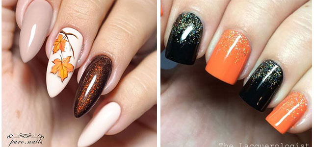 Easy-Fall-Autumn-Nail-Art-Trends-Ideas-2019-F