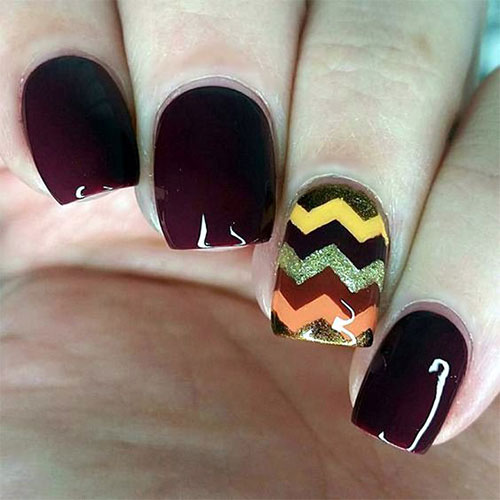 Easy-Simple-Thanksgiving-Nail-Art-Designs-2019-14