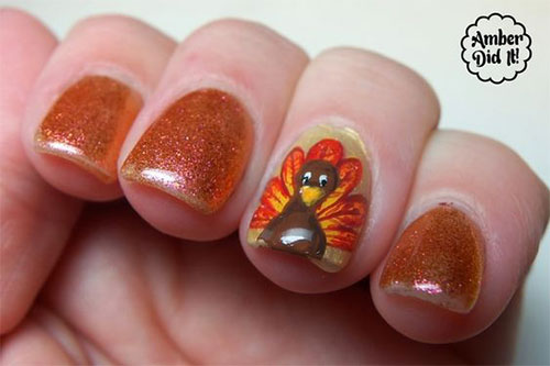 Easy-Simple-Thanksgiving-Nail-Art-Designs-2019-2