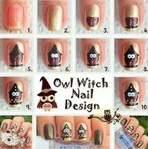 Step-By-Step-Thanksgiving-Nail-Art-Tutorials-2019-1