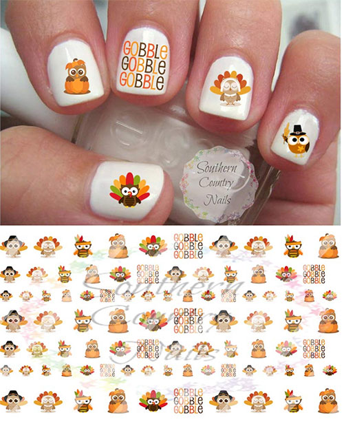 Thanksgiving-Nail-Decals-Stickers-2019-12