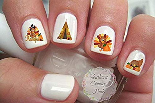 Thanksgiving-Nail-Decals-Stickers-2019-3