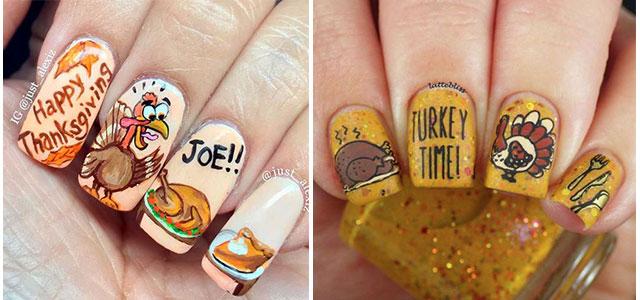 Turkey-Nail-Art-Designs-Ideas-2019-Thanksgiving-Nails-F