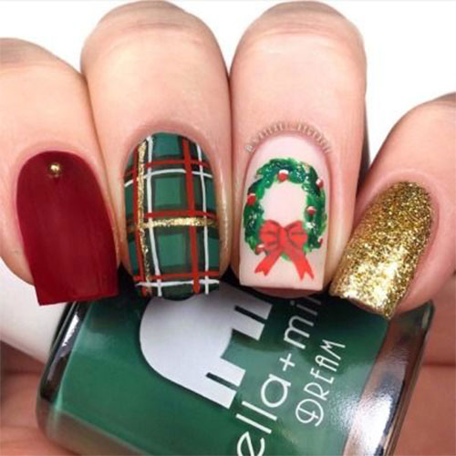 25-Festive-Christmas-Nail-Designs-Ideas-2019-Holiday-Nails-1