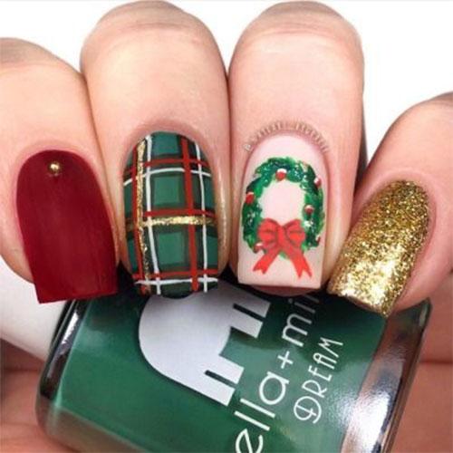 25-Festive-Christmas-Nail-Designs-Ideas-2019-Holiday-Nails-1