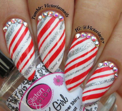 25-Festive-Christmas-Nail-Designs-Ideas-2019-Holiday-Nails-13