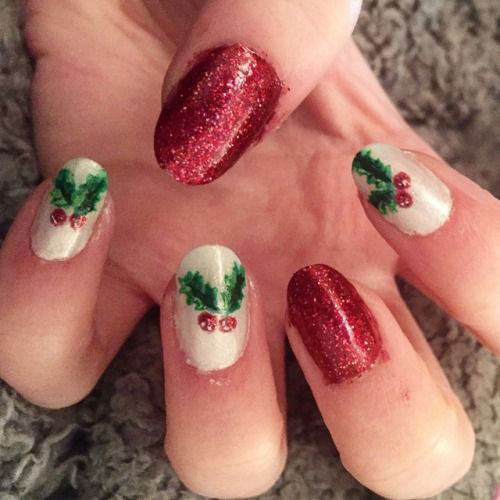 25-Festive-Christmas-Nail-Designs-Ideas-2019-Holiday-Nails-25