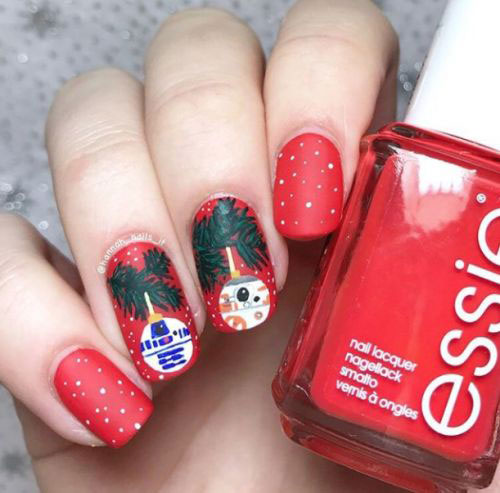 25-Festive-Christmas-Nail-Designs-Ideas-2019-Holiday-Nails-3