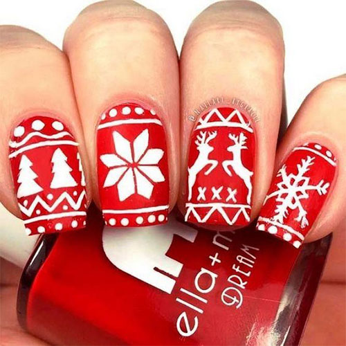 25-Festive-Christmas-Nail-Designs-Ideas-2019-Holiday-Nails-5