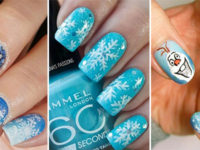 30-Disney-Frozen-Nails-Art-Designs-2019-F