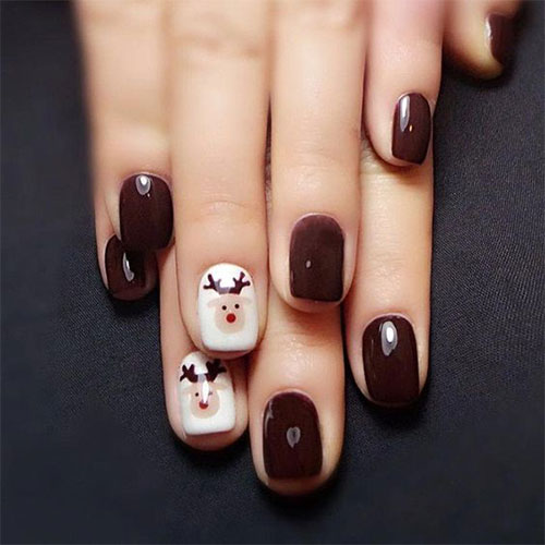 Christmas-Disney-Nails-Art-Designs-2019-8