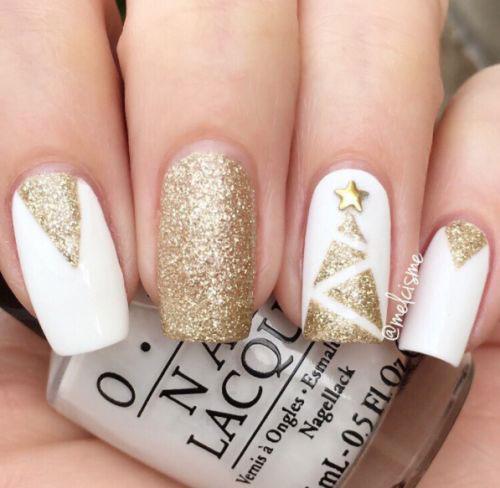Christmas-Glitter-Nail-Art-Designs-2019-Xmas-Nails-13
