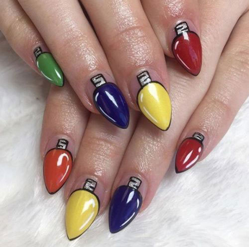 Christmas-Lights-Nail-Art-Designs-Ideas-2019-Xmas-Nails-12