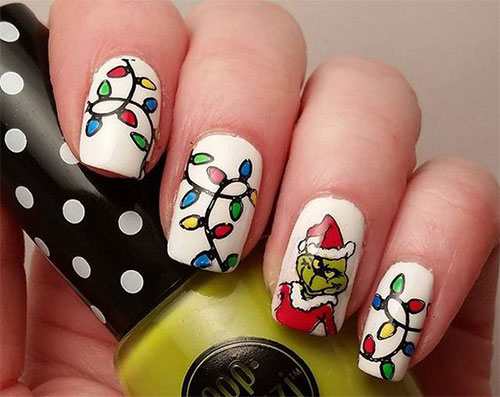 Christmas-Lights-Nail-Art-Designs-Ideas-2019-Xmas-Nails-7