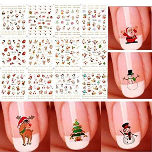 Christmas-Nail-Art-Stickers-Decals-2019-1