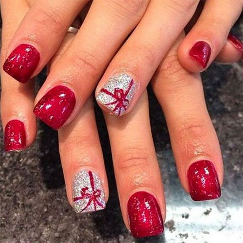 Christmas-Present-Nail-Art-Ideas-2019-Christmas-gift-Nails-14