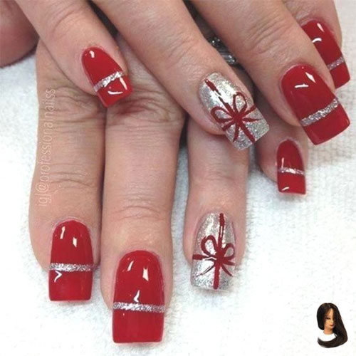 Christmas-Present-Nail-Art-Ideas-2019-Christmas-gift-Nails-15