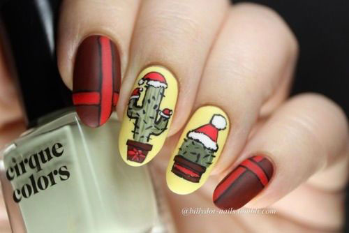 Christmas-Santa-Nail-Art-Designs-2019-Xmas-Nails-7