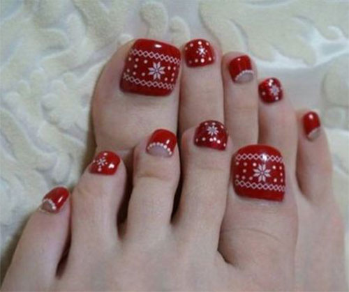Christmas-Toe-Nail-Art-Designs-2019-Xmas-Nails-13