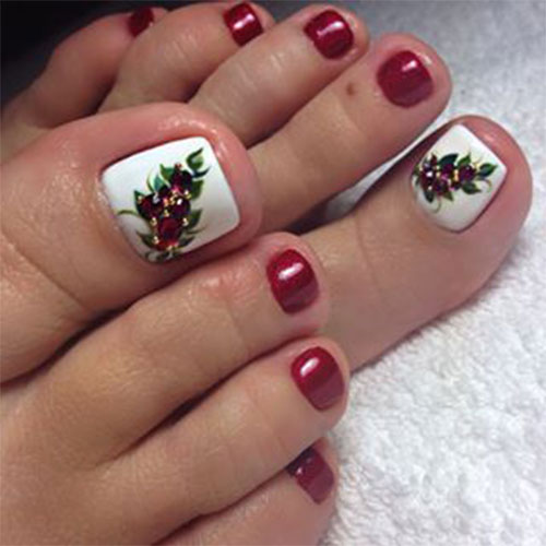 Christmas-Toe-Nail-Art-Designs-2019-Xmas-Nails-15