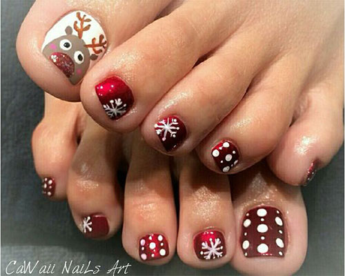 Christmas-Toe-Nail-Art-Designs-2019-Xmas-Nails-6