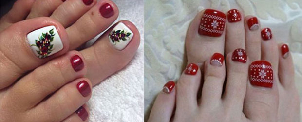 Christmas-Toe-Nail-Art-Designs-2019-Xmas-Nails-F