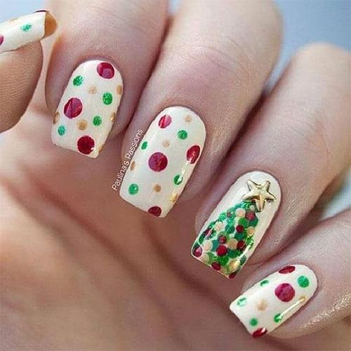 Christmas-Tree-Nail-Art-Designs-2019-Holiday-Nails-16