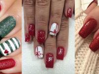 Cute-Simple-Easy-Christmas-Nails-Art-Designs-2019-F