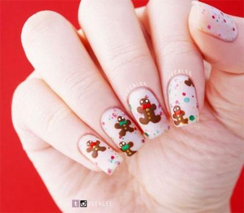 Gingerbread-Men-Christmas-Nails-Art-Designs-2019-1