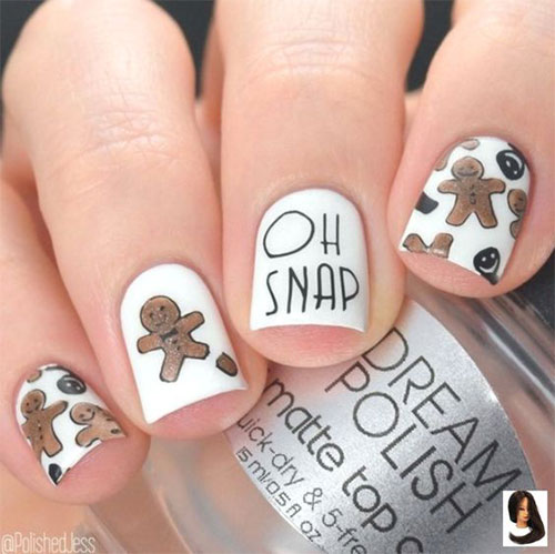 Gingerbread-Men-Christmas-Nails-Art-Designs-2019-5