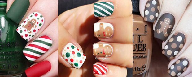 Gingerbread-Men-Christmas-Nails-Art-Designs-2019-F