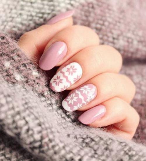 Ugly-Christmas-Sweater-Nail-Art-Designs-2019-Holiday-Nails-16