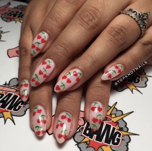 15-Valentine's-Day-Heart-Nail-Art-Designs-2020-Vday-Nails-10