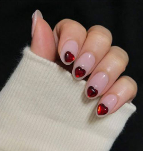 15-Valentine's-Day-Heart-Nail-Art-Designs-2020-Vday-Nails-11