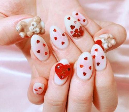 15-Valentine's-Day-Heart-Nail-Art-Designs-2020-Vday-Nails-14