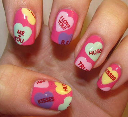 15-Valentine's-Day-Heart-Nail-Art-Designs-2020-Vday-Nails-2