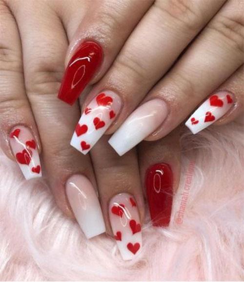 15-Valentine's-Day-Heart-Nail-Art-Designs-2020-Vday-Nails-8