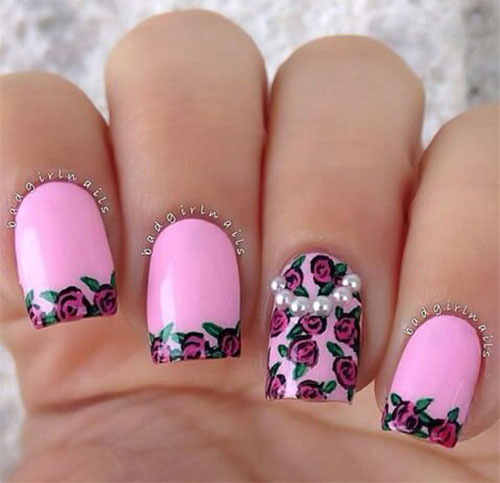 18-Cute-3d-Valentine's-Day-Nail-Art-Designs-2020-Vday-Nails-4