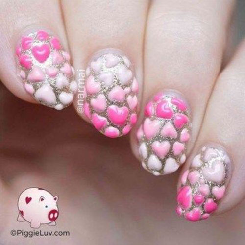 18-Cute-3d-Valentine's-Day-Nail-Art-Designs-2020-Vday-Nails-7