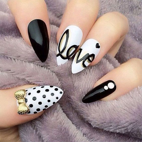 18-Cute-3d-Valentine's-Day-Nail-Art-Designs-2020-Vday-Nails-8