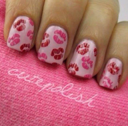 18-Pink-Valentine's-Day-Nail-Designs-2020-Vday-Nails-2